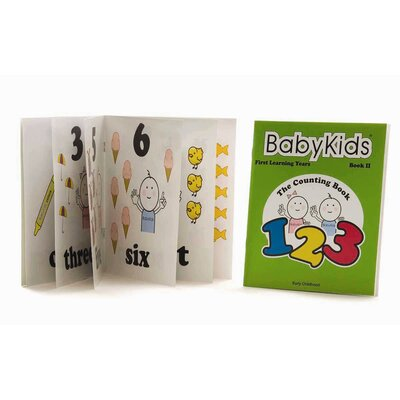 BabyKids The Counting Book 123