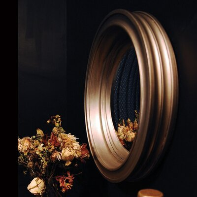 Reflecting Design Frieshen Decorative Convex Mirror