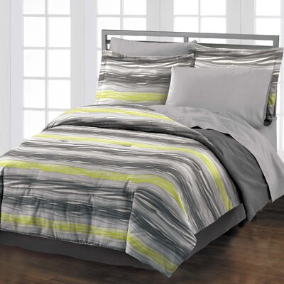 Motion 3 Piece Comforter Set