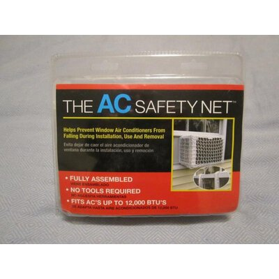 The AC Safety Net Air Conditioner Safety Net