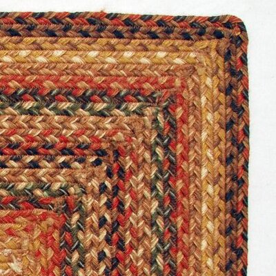 Green World Rugs Rectangular Timber Trail Stair Treads (Set of 13)