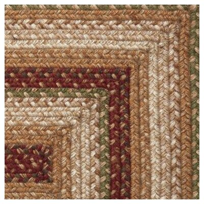 Green World Rugs Oval Candy Stair Treads (Set of 13)