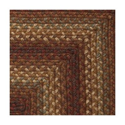 Green World Rugs Oval Cross Roads Stair Treads