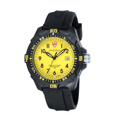 Swiss Eagle Men's Ever Brite Watch