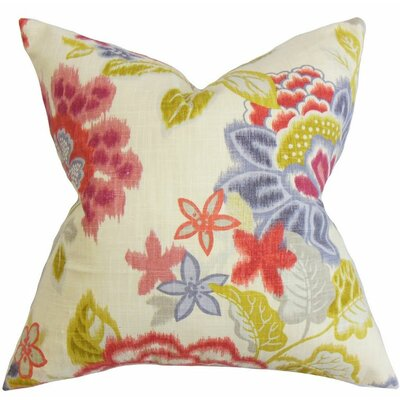 Vasant Floral Pillow