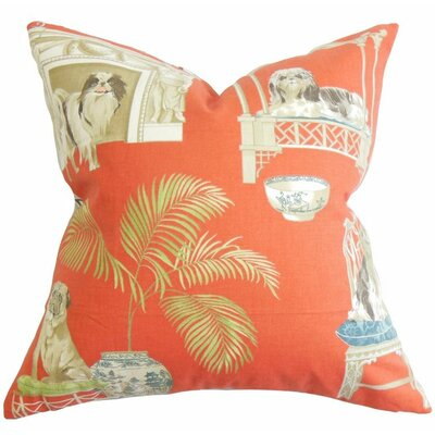 Zuzela Animal Print Pillow