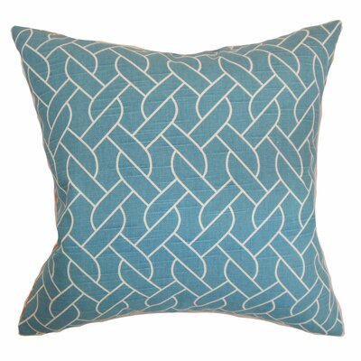 The Pillow Collection Neptune Cotton Pillow