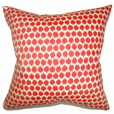 Daile Spots Cotton Pillow