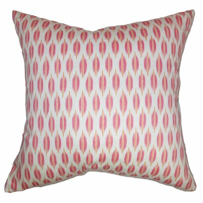 Ebb Web Cotton Pillow