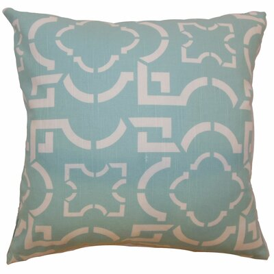 Akure Geometric Pillow