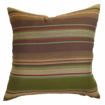 Neville Stripes Silk Pillow