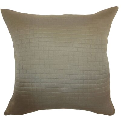 Maertisa Quilted Polyester Pillow