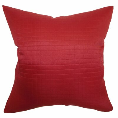 Quintessa Quilted Polyester Pillow
