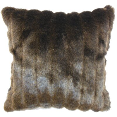 <strong>The Pillow Collection</strong> Eilonwy Mink Pillow