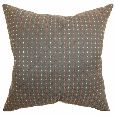 The Pillow Collection Ocelfa Dots Polyester Pillow
