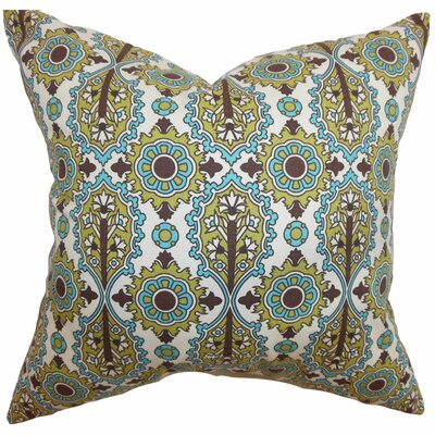Yelimane Geometric Cotton Pillow