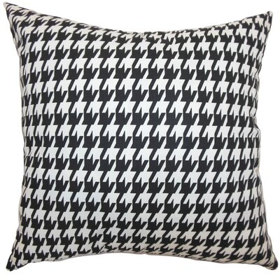 Ceres Houndstooth Pillow