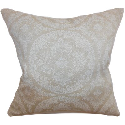 Ailigandi Floral Cotton Pillow