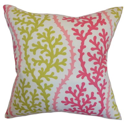Venetie Coral Pillow