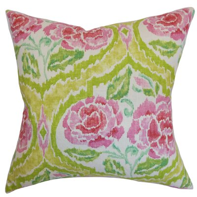 The Pillow Collection Feidra Cotton Pillow