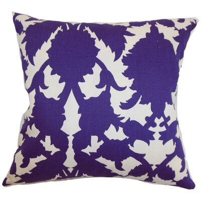 Fakahina Damask Cotton Pillow