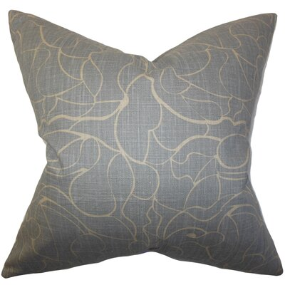 The Pillow Collection Eames Floral Pillow