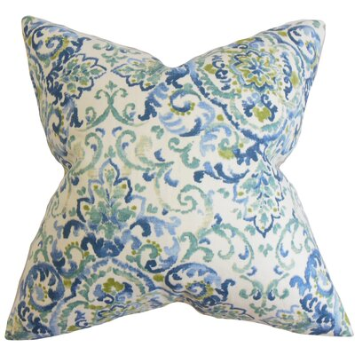 Halcyon Floral Pillow