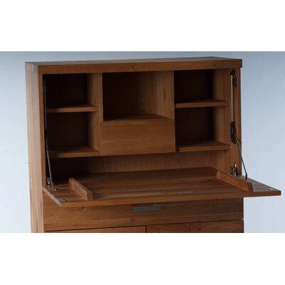 Home Zone Furniture Burma Hideaway Desk