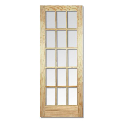 sa 15 panel glazed interior door wayfair uk