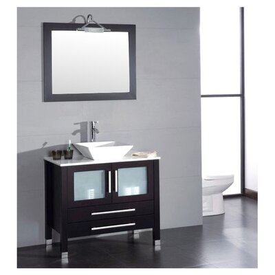 <strong>Cambridge Plumbing</strong> Juniper Single Bathroom Vanity Set