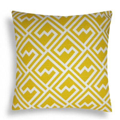Domusworks Maze Cotton Decorative Pillow