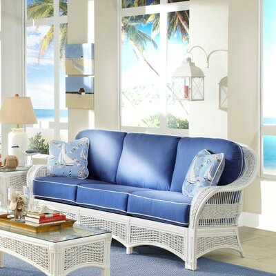 Spice Islands Wicker Regatta Sofa