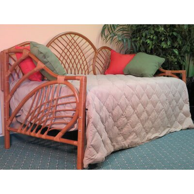 Yesteryear Wicker Pan Pacific Daybed
