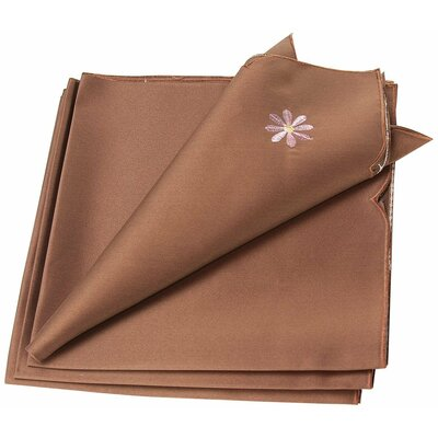 Daisy Splendor Napkins (Set of 4)