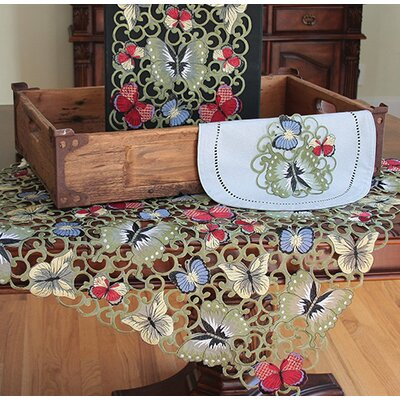 Butterflies Dining Linens Collection
