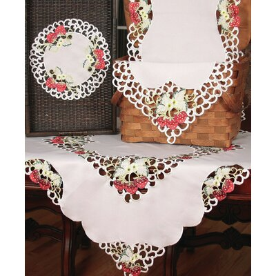 Strawberry Dining Linens Collection