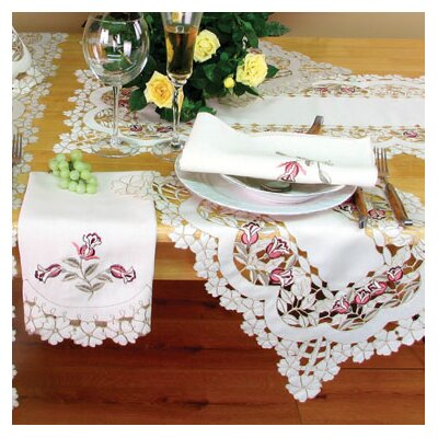 Rose Garden Placemat and Napkin Set