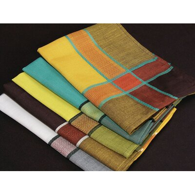 Xia Home Fashions Riviera Table Napkins