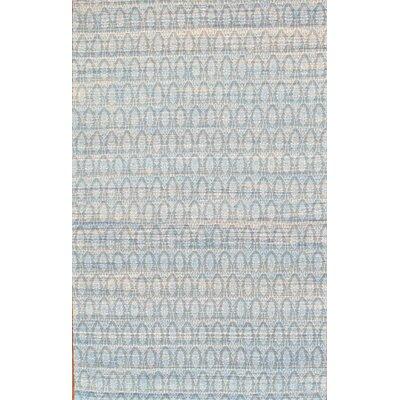 Sari Silk Aqua/Multi Rug