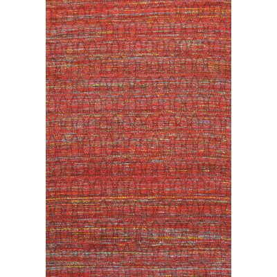 Pasargad Sari Silk Red/Multi Rug