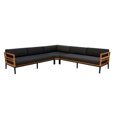 Mamagreen Zudu Corner Sofa with Cushion