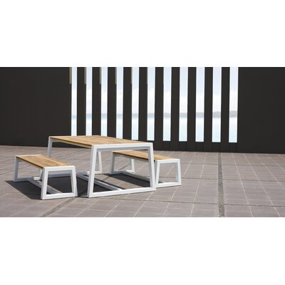 Mamagreen Baia 3 Piece Dining Set