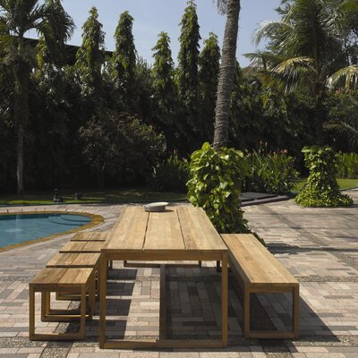 Mamagreen Avalon 6 Piece Dining Set
