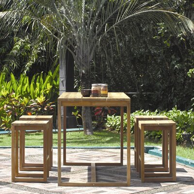 Mamagreen Avalon 5 Piece Dining Set