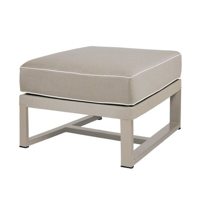 Mamagreen Allux Ottoman with Cushion