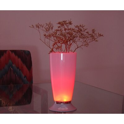GamaSonic Atmosphere Color Changing Vase