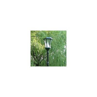 "GamaSonic Solar 6 Light 85"" Post Lantern Set"