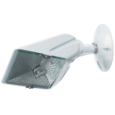 Globe Electric Company 1 Light Outdoor Security Halogen Light