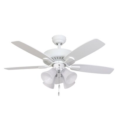 Calcutta Villager 4 Light Ceiling Fan Light Kit