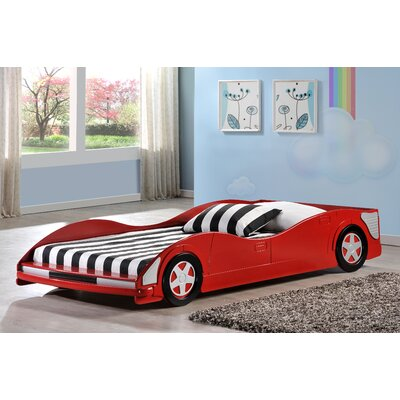Donco Kids Twin Race Car Bed